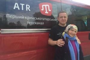 Веджіє ханим під час Громадянської блокаді Криму